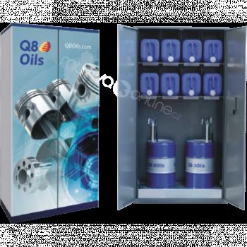 Q8 OIL CABIN - skříň na oleje