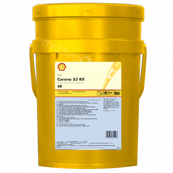 Shell Corena S3 RX 68