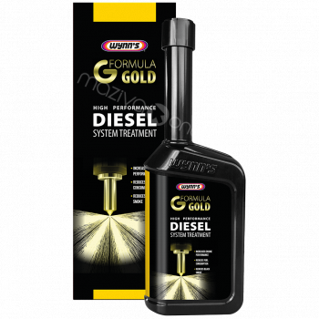 Wynn´s Formula Gold Diesel...