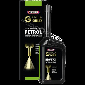 Wynn´s Formula Gold Petrol...