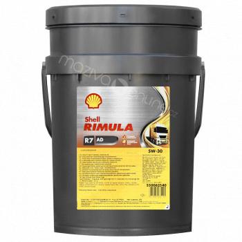 Rimula R7 AD 5W-30