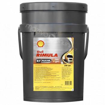Shell Rimula R7 Plus AM 5W-20