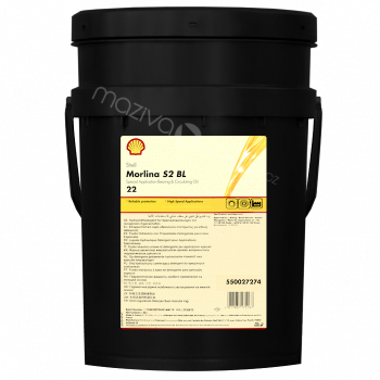 Shell Morlina S2 BL 22