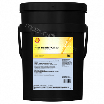 Shell Heat Transfer Oil S2