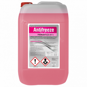 Antifreeze Premium Plus G12+