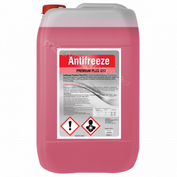 Antifreeze Premium Plus G13