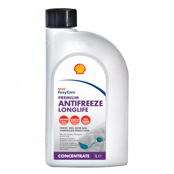 Shell Premium Antifreeze...
