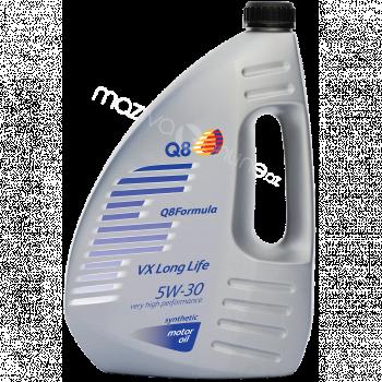 Q8 Formula VX Longlife 5W-30