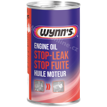 Wynn´s Engine Oil Stop Leak...