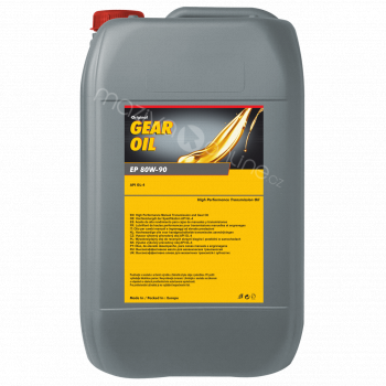 Gear Oil EP 80W-90
