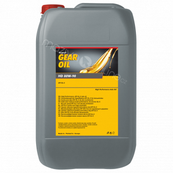 Gear Oil HD 80W-90
