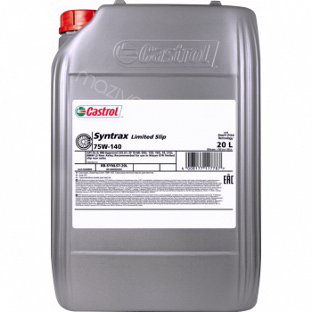 Castrol Syntrax Limited...