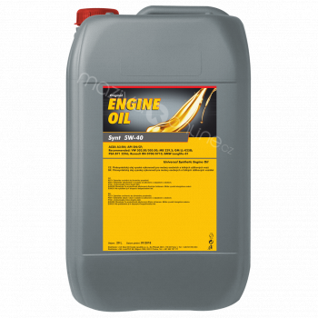 Engine Oil Synt 5W-40