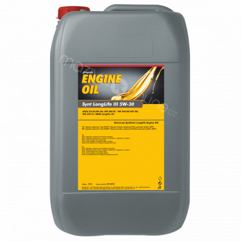 Engine Oil Synt LongLife...