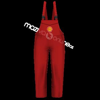 Lacláče červené vel. XL